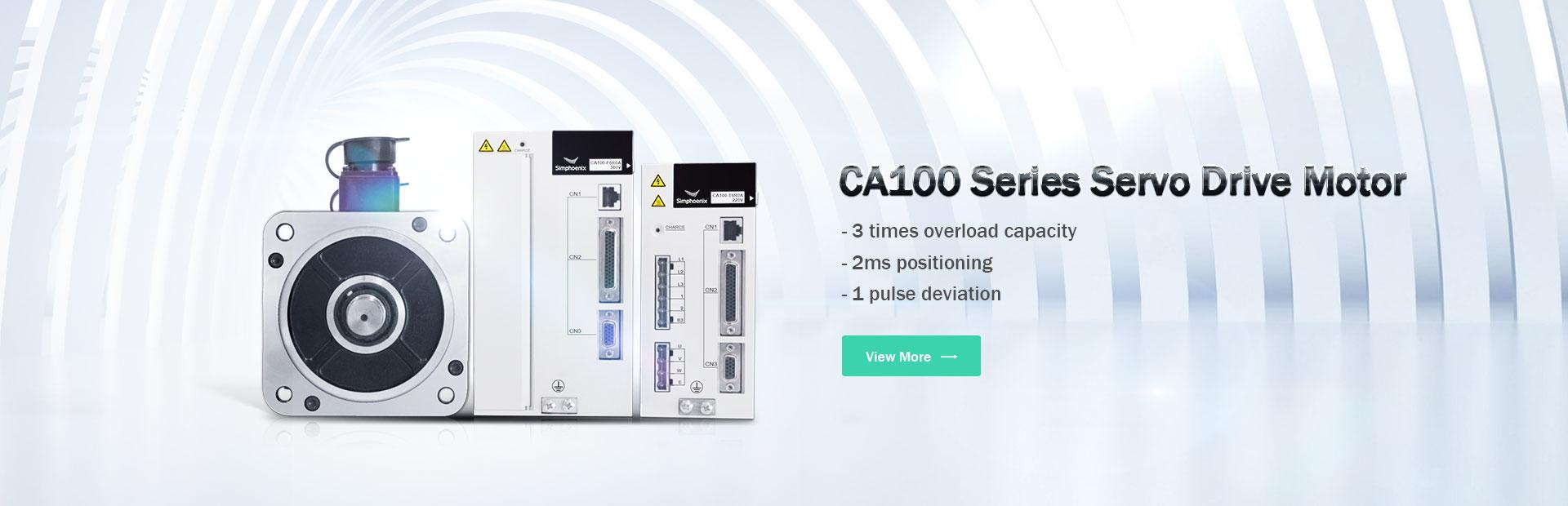 CA100-Series-Servo-Drive-Motor1