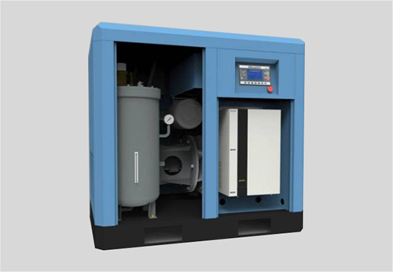 E580 Series Frequency inverter Application Solution in the Screw Air Compressor