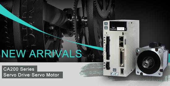 New  Arrivals : CA200 Series Servo Drive